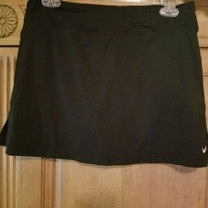 Women's dry fit tennis skirt